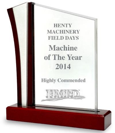 Henty Machine of the Year