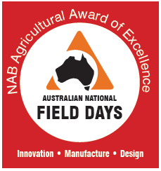 NAB Agricultural Award of Excellence - Australian National Field Days