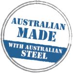 Australian Made with Australian Steel