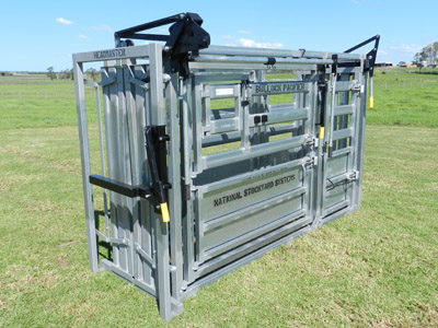Cattle Crushes from National Stockyard Systems