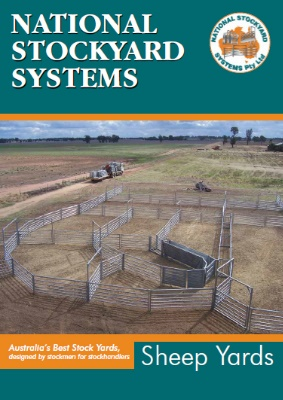 National Stockyards Sheep Yards Brochure