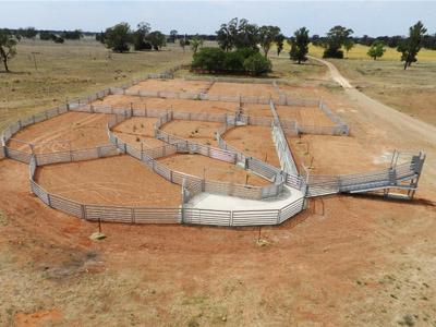Australian Made Sheep Yards from National Stockyard Systems