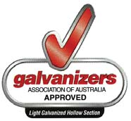 Galvanizers Association of Australia Approved