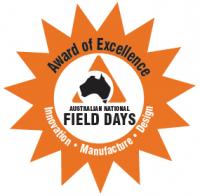 Award of Excellence - Australian National Field Days
